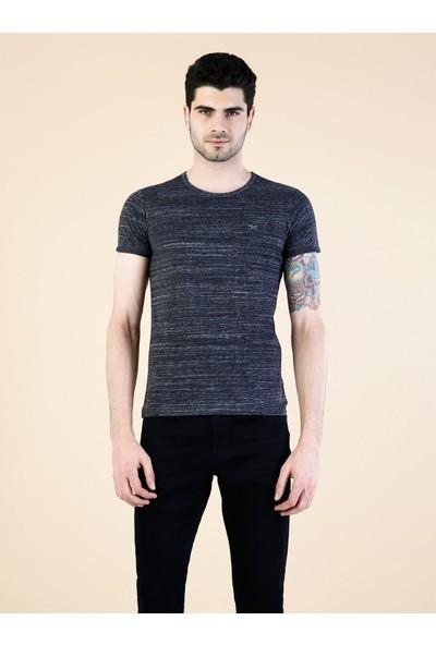 Colin's Antrasit Erkek T-Shirt Kısa Kol