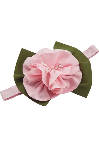 Babygiz Çiçek Aksesuarlı Saç Bandı Nba256-1