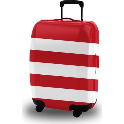 1b785f0387f27 Mybag Stripes Akıllı Valiz Kılıfı Fiyatı - Taksit Seçenekleri