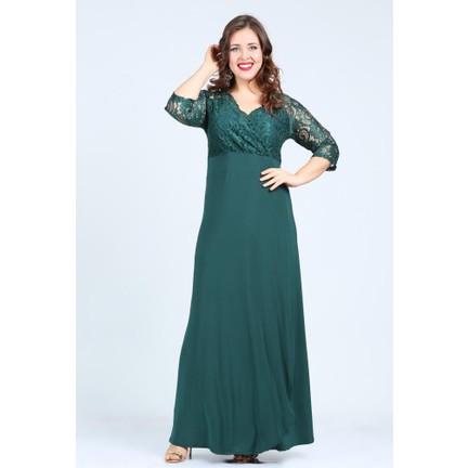 671b9be23893c Kl8756 Yeşil Abiye Elbise Fiyatı - Taksit Seçenekleri