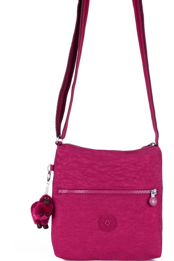 Kipling Women's Cross Shoulder Bag 12199 - Fuchsia