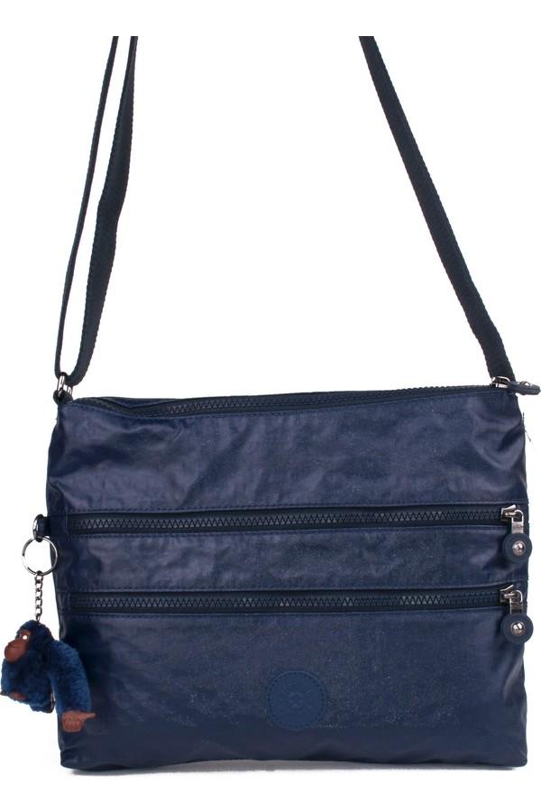 Kipling Women's Cross Shoulder Bag 12 472 - Navy Point