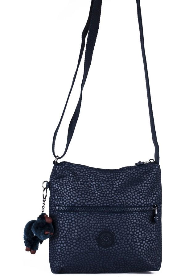 Kipling Women's Cross Shoulder Bag 12483 - Dark Blue Point