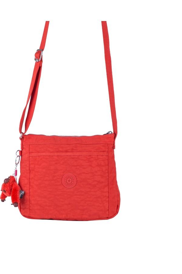 Kipling Women's Cross Shoulder Bag 16617 - Beige Stripes