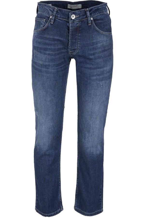 Five Pocket Men's Slim Jeans