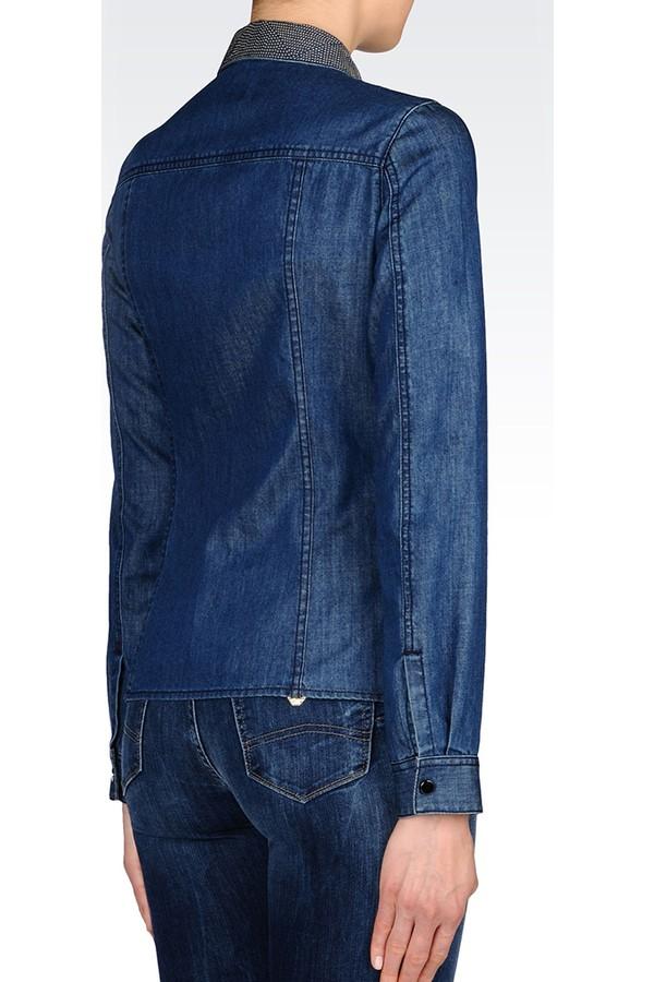 Armani Jeans -  Women's  Shirt 6X5C455Dyazc1500