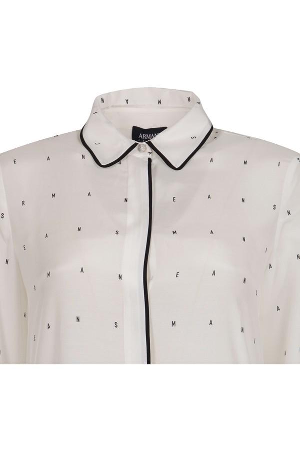Armani Jeans Women's Shirts 6y5c095nbvz