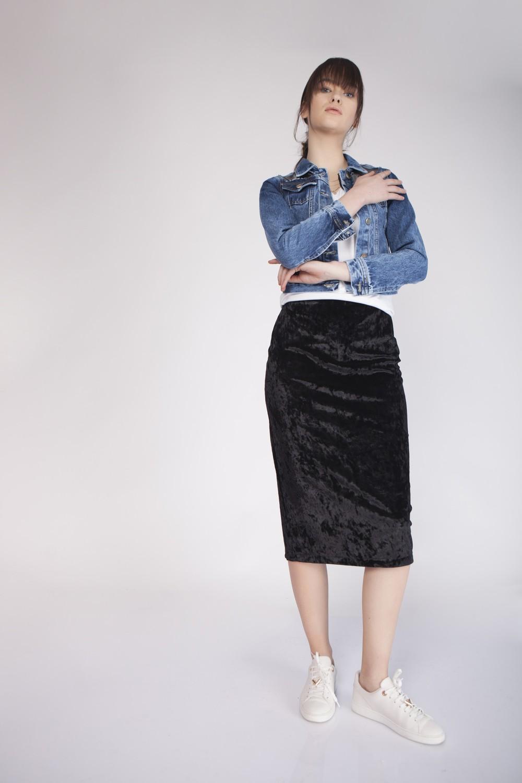 Cream&Rouge Women's Skirt 17Y318