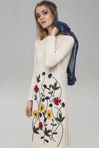 BFG Moda Women's Embroidered Tunic 753-588-2046