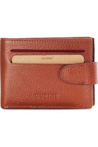 Guzini Genuine Leather Card Holder
