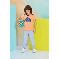 Rolypoly Erkek Çocuk Kısa Kollu Pijama Takımı