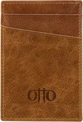 Otto Ot89 Hakiki Deri Cüzdan Unisex Tasarım