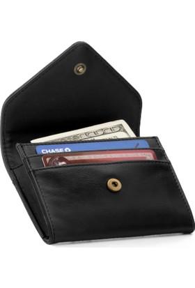 Otto Ot163 Bozuk Para Ve Kredi Kartı Cüzdanı Rfıd Korumalı Unisex Tasarım