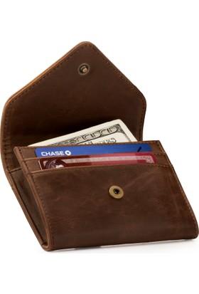 Otto Ot164 Bozuk Para Ve Kredi Kartı Cüzdanı Rfıd Korumalı Unisex Tasarım