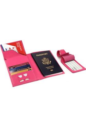 Otto Ot144 Hakiki Deri Pasaport Ve Seyahat Cüzdanı Rfıd Korumalı Uçak Bileti Kredi Kartı Ve Sim Kart Bölmeli