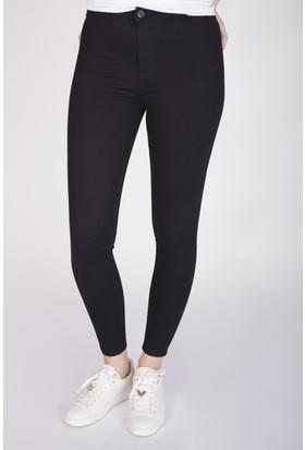 Cream&Rouge 17Y920 Yüksek Bel Pantolon