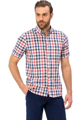 LC Waikiki Kısa Kollu Erkek Gömlek