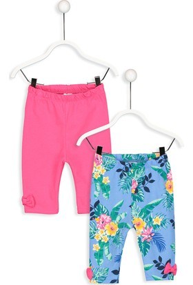 LC Waikiki Kız Bebek Pijama Alt 2'li