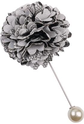La Pescara Siyah - Beyaz Yaka Çiçeği Yc197