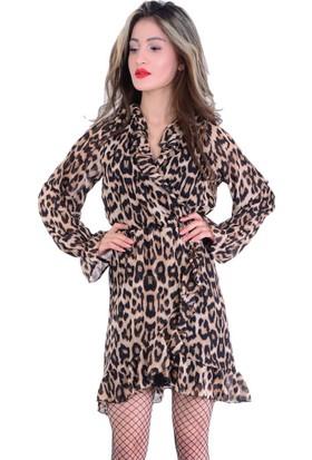 Robin M23340 Kadın Elbise - 18-1B165027