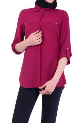 Kaside G7 Kadın Gömlek - 18-1B495003