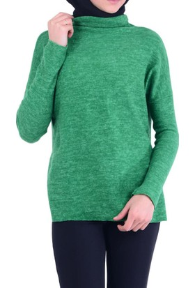 Green Dream 0186 Yırtmaçlı Tunik - 17-2B579005