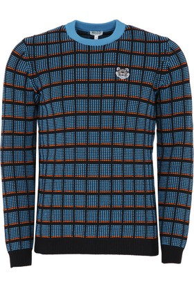 Kenzo Erkek Sweatshirt Yeşil F765PU2083AD