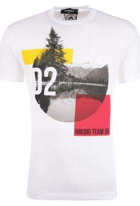 Dsquared2 Erkek T-Shirt S74Gd0264S22427