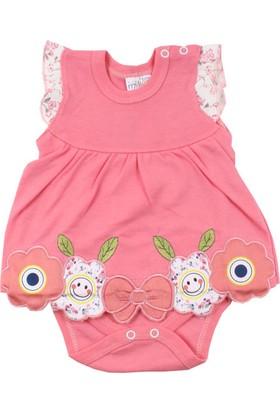 Missemo Çiçekli Yazlık Body'li Elbise