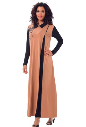 Primo Tocco Elbise Uzun Kol Ptc
