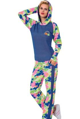 Primo Tocco Pijama Uzun Kol Ptc