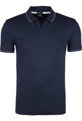 Hugo Boss Erkek T Shirt 50386213 410