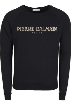 Pierre Balmain Erkek Sweat Hp68250Sa8283