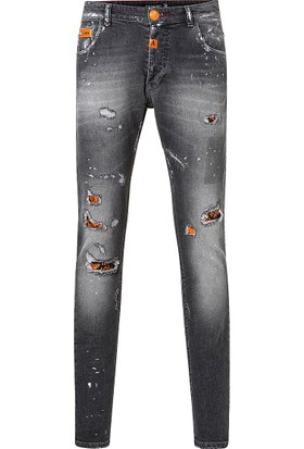 Philipp Plein Jeans Erkek Kot Pantolon S18C Mdt0694 Ple074E