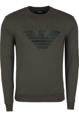 Armani Jeans Erkek Sweat 6Y6M09 6J1Mz 1861
