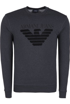 Armani Jeans Erkek Sweat 6Y6M09 6J1Mz 3936