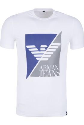 Armani Jeans Erkek T Shirt 6Y6T11 6J0Az 1100