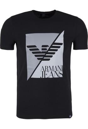 Armani Jeans Erkek T Shirt 6Y6T11 6J0Az 1200