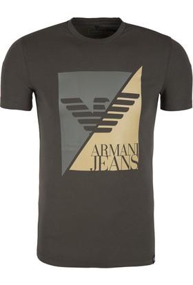 Armani Jeans Erkek T Shirt 6Y6T11 6J0Az 1861