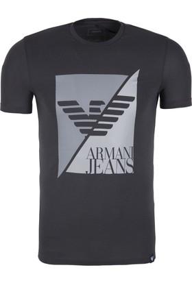 Armani Jeans Erkek T Shirt 6Y6T11 6J0Az 1965
