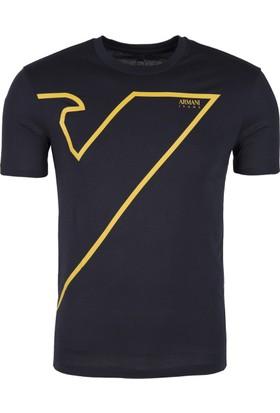 Armani Jeans Erkek T Shirt 6Y6T57 6Jpfz 1579