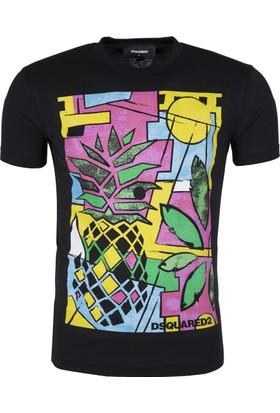 Dsquared2 Erkek T Shirt S71Gd0622 S22844