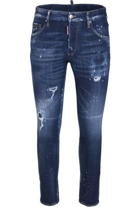 Dsquared2 Jeans Erkek Kot Pantolon S74Lb0329 S30342