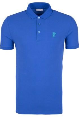 Versace Collection Erkek T Shirt Vj00068 V800499S V7048