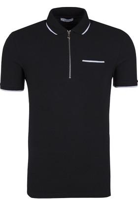 Versace Collection Erkek T Shirt Vj00068 V800799S V1008