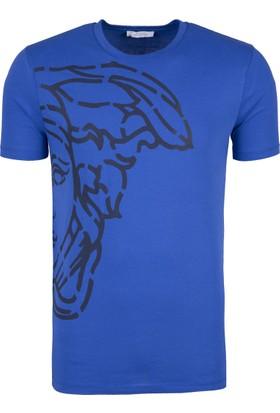 Versace Collection Erkek T Shirt Vj00359 V800683S V7048