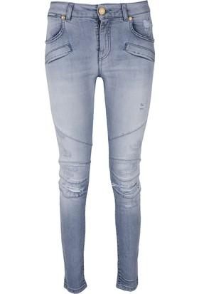 Pierre Balmain Jeans Kadın Kot Pantolon Fp58201Jz8260