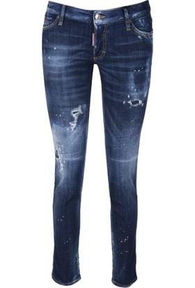Dsquared2 Jeans Kadın Kot Pantolon S75Lb0021 S30342