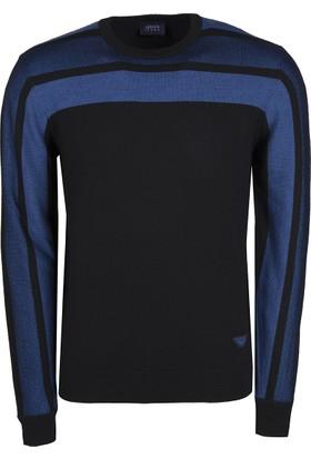 Armani Jeans Erkek Triko 6Y6Ma7 6Mfqz