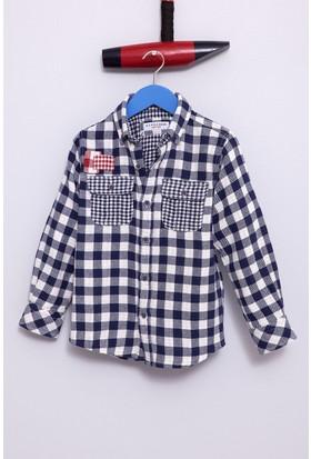 U.S. Polo Assn. Erkek Çocuk Saundkids16K Gömlek Lacivert